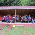 a táborhely korábbi KIFI tábor alkalmával